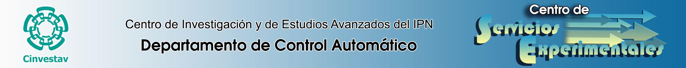 Centro de Servicios Experimentales Control Automático